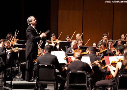 Araxá recebe Orquestra Filarmônica de Minas Gerais em maio