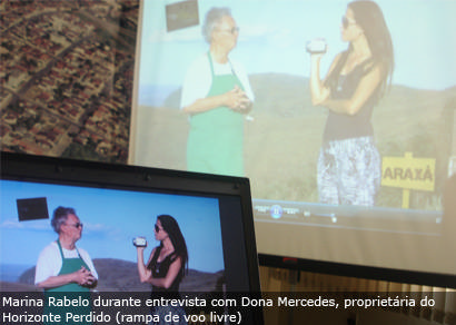 Araxá inaugura novo programa turístico da Band Triângulo