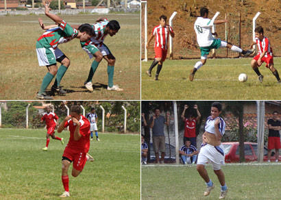 Campeonato Amador começa no próximo domingo