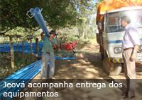 Cinturão Verde ganha novo sistema de irrigação