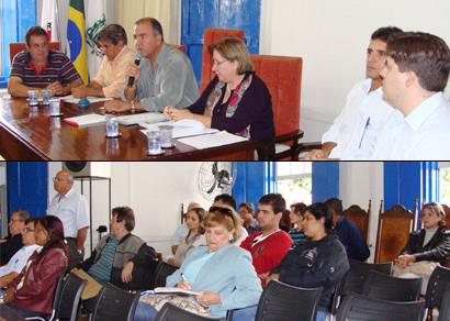 Comunidade apresenta reivindicações para a LDO 2011
