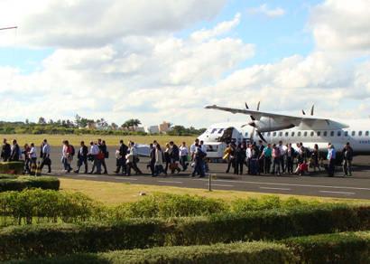 Trip Linhas Aéreas realiza convenção comercial em Araxá