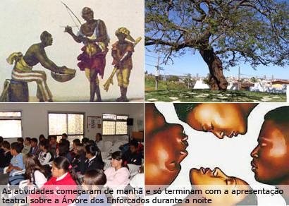Araxá comemora o 13 de Maio e lembra a Abolição da Escravatura no Brasil