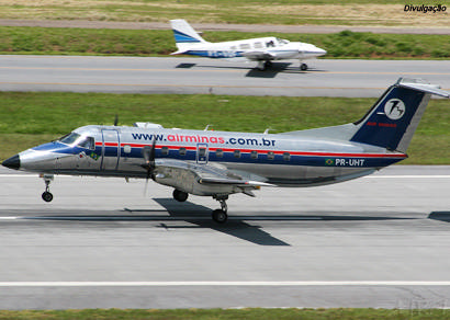 Araxá não terá mais voo para Brasília pela Air Minas