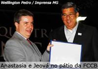 Governador cumpre agenda oficial em Araxá