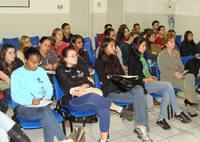 Universitários da Ufop conhecem atrativos turísticos de Araxá