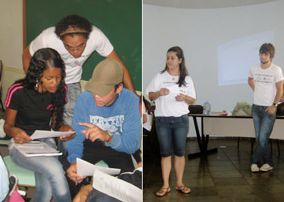 Projeto Pode Crê! capacita 80 jovens em situação de risco social em Araxá