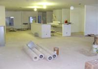 Nova UTI da Santa Casa em fase de acabamento