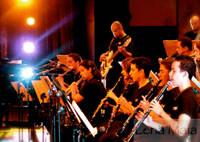 Big Band Palácio das Artes no Cine Teatro Brasil na próxima segunda