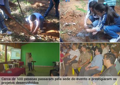 Fundação Maçônica de Araxá promove diversas ações na Semana do Meio Ambiente