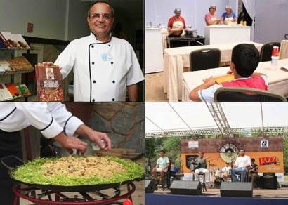 4º Festival Internacional de Cultura e Gastronomia começa nesta quinta
