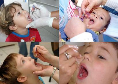 Araxá pretende vacinar 5 mil crianças contra a paralisia infantil