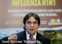 Ministro diz que Brasil está livre da epidemia de gripe suína