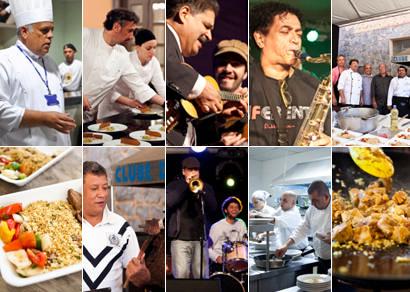Festival Internacional de Cultura e Gastronomia movimenta a cidade