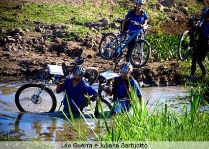 Leonardo Guerra vence corrida de aventura em Pindamonhangaba