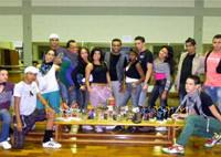 Cia de Dança do Uniaraxá confiante para o Festival Internacional de Hip Hop