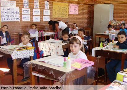 Escola Estadual Padre João Botelho é a primeira colocada no Ideb 2009