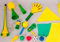 Eliminação do Brasil provoca encalhe de R$ 85 milhões em produtos verde e amarelo