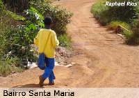 Emenda parlamentar empenha recursos para pavimentação no bairro Santa Maria