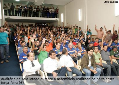 Siticop/MG e Fagundes sinalizam acordo, e greve é descartada