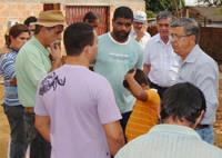Moradores do Serra Morena reivindicam melhorias