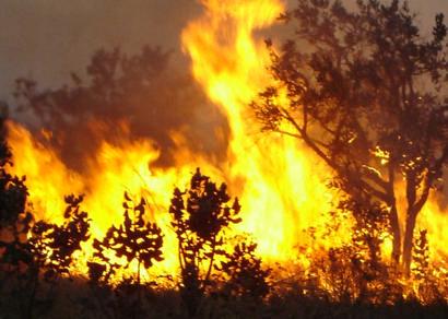 Chega o período da seca, e queimadas afetam Araxá
