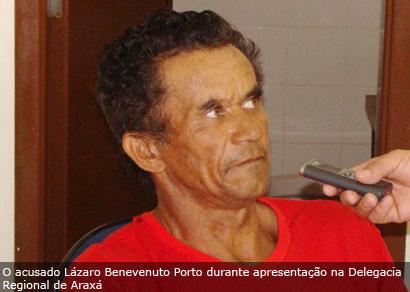 Polícia Civil apresenta homem de 56 anos acusado de estuprar meninas