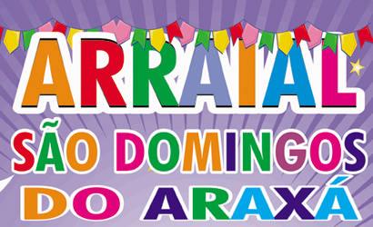 Arraial de São Domingos do Araxá começa nesta sexta
