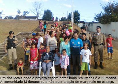 Rede de Vizinhos Protegidos é ampliada em Araxá