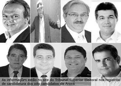 Candidatos entregam primeira prestação de contas parcial das Eleições 2010