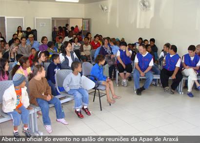 Apae promove diversas atividades na Semana da Pessoa com Deficiência