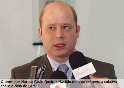 MP investiga denúncia de atuação ilegal de estagiários no PAM