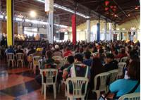 Coleta seletiva de Araxá é apresentada no Festival Lixo e Cidadania