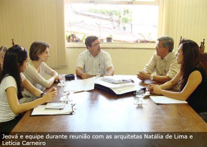 Prefeito anuncia conclusão da revitalização central para o final de 2011