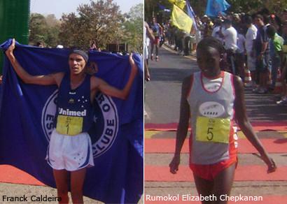Brasil e Quênia vencem a 1ª Corrida Internacional São Domingos de Araxá