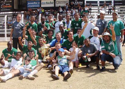 Confira o pôster do GEF – Campeão da Taça Cidade