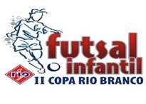 Copa Rio Branco de Futsal Infantil começa neste sábado