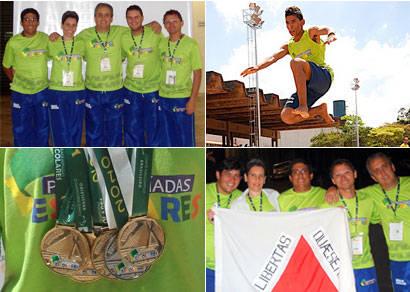 Atletas araxaenses de olho nos Jogos Paraolímpicos de 2016