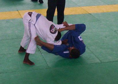 Academia araxaense entre as cinco melhores do país no jiu-jitsu