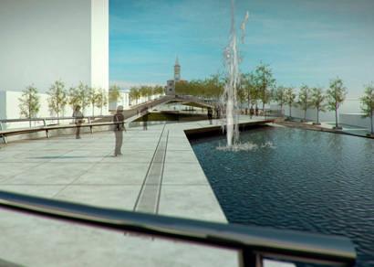 Faltam poucos dias para o início das obras de revitalização do Centro