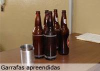 Dezoito pessoas detidas em Araxá e Tapira