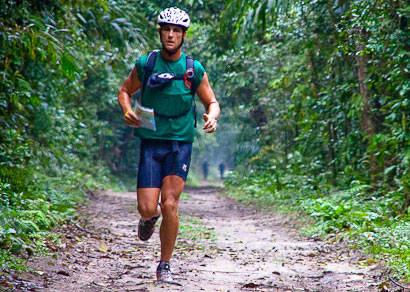 Fredy Guerra entre os melhores atletas de ultra distância