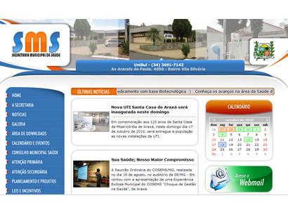 Secretaria de Saúde lança portal