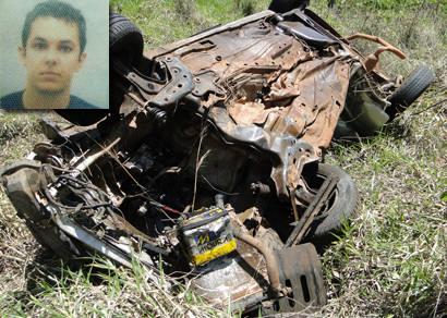 Imprudência de motorista de carreta mata jovem de 22 anos na BR-262