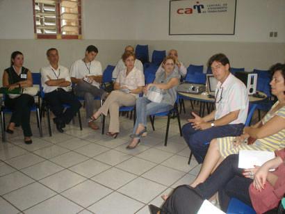 Araxá fecha parceria para sediar Encontro da Feliz Idade