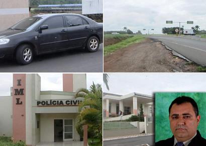 Polícia Civil investiga morte de vereador baiano em Araxá