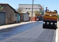 Avenida Dr. Atílio Colombo é recapeada