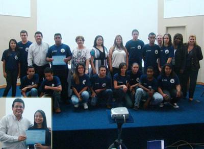 Jovem Aprendiz direciona mais 25 alunos para o mercado de trabalho