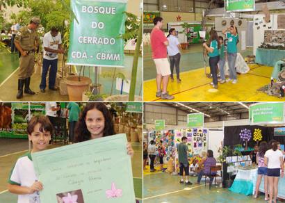 Feira Escolar Biodiversidade do Cerrado esbanja criatividade