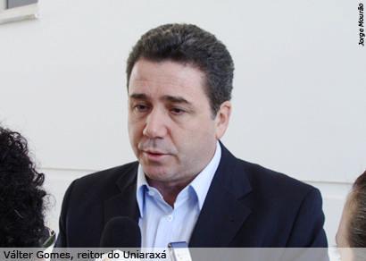 Reitor defende sistema misto na indicação do Conselho Diretor da FCA